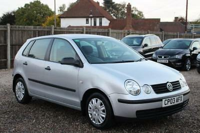 2003 Volkswagen Polo 1.2 S 5dr