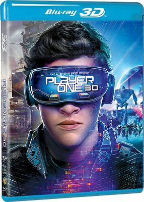 Player One 3D (Ready Player One 3D) - 2 Blu-Ray 3D/2D