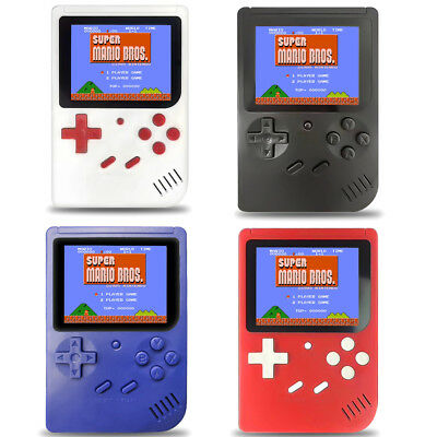 """Handheld Game Console 3.0"""" Retro TV Game 500 Games Portable Game Players Best"""