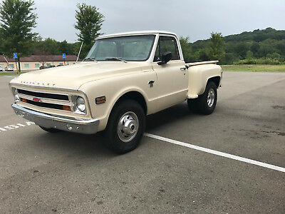 1968 Chevrolet Other Pickups C30 1968 Chevy C30 1 Ton Dually Custom Pick-Up