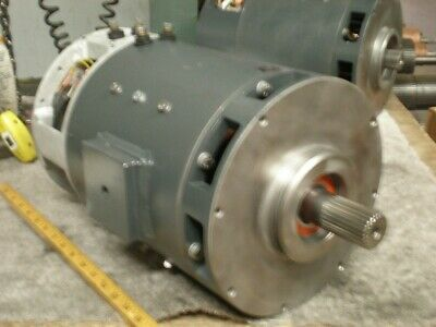 DC Motor for EV (electric vehicle) conversions, General Electric, Warp 11 Frame