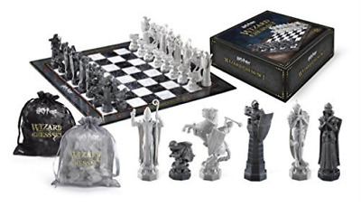 Harry Potter Wizard`s Chess (Harry Potter) Noble Collection NEW