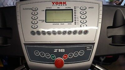 York Fitness Z16 running machine