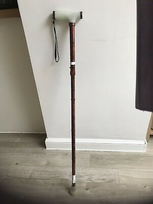 Drive Go And Glow Cane Walking Stick Mobility Aid Adjustable Height