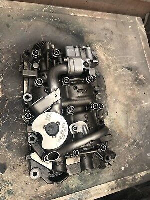 VW Passat Audi A4 A6 BRE UPGRADED OIL PUMP & BALANCE SHAFT 2.0 TDI 03G103535B