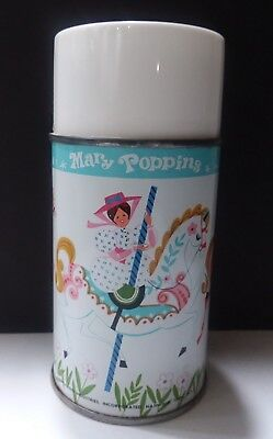 1964 Mary Poppins Thermos Aladdin Industries