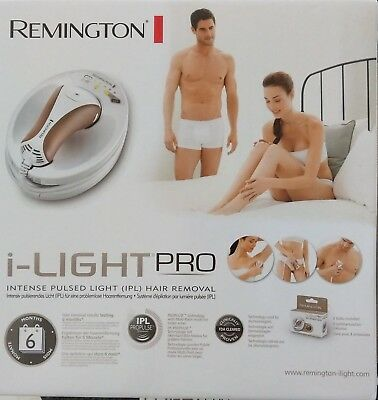 Epilatore a Luce Pulsata Remington IPL 6000 I-LIGHT PRO
