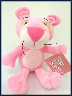 The Pink Panther 18cm Stuffed Well Soft Panther Animal Plush Toy Collection Gift