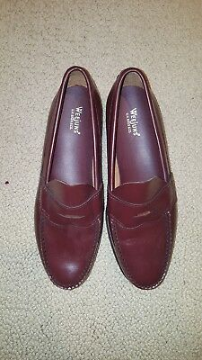 Men's Bass Weejuns Penny loafers size 10D