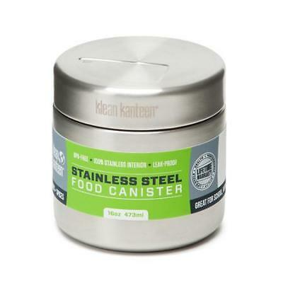 Klean Kanteen Stainless Steel Food Canister 16oz (473ml)