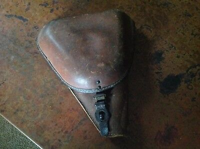 Japanese Holster  Original WW2 Nambu Type 14