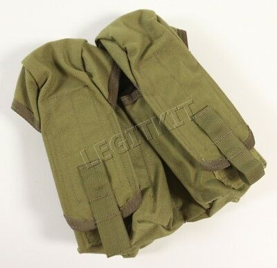 NEW Eagle Industries MLCS Double (2x2) 7.62 30-Round Magazine Pouch MOLLE MJK