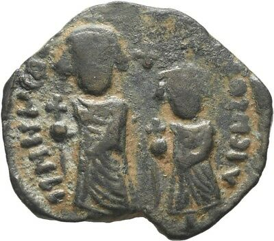 Lanz Byzantine Empire Sasanian Occupation Syria Heraclius Antioch Ae ±Bec1343