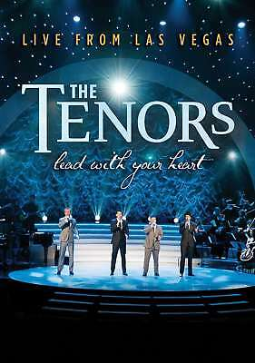 New: THE TENORS - Lead With Your Heart - Live in Las Vegas DVD