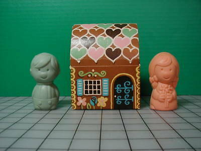 Vintage Hansel and Gretel Avon Soap and Cottage House