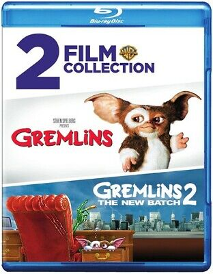 Gremlins/Gremlins 2 [New Blu-ray] 2 Pack
