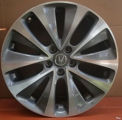 ACURA MDX Oem Wheels Dark Charcoal Inch And Center Cap - Acura mdx oem wheels
