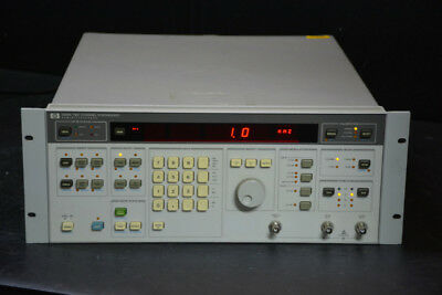 HP Agilent Keysight 3326A Two Channel Synthesizer (DC-13MHz)