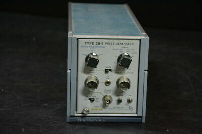 Tektronix 284 Pulse Generator