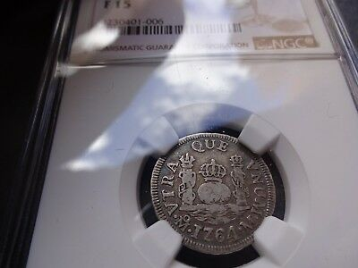 Mexico 1 Real 1764 M NGC 15