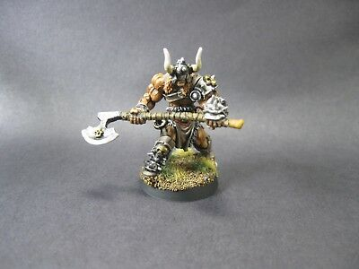 Reaper Painted Miniature 03339: Marek Manslayer, Evil Warrior  (metal mini)