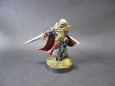 Reaper Painted Miniature 02901: Turanil, Elf Paladin  (metal mini)