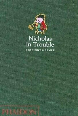 Nicholas in Trouble by Semp�, Jean-Jacques Hardback Book The Cheap Fast Free