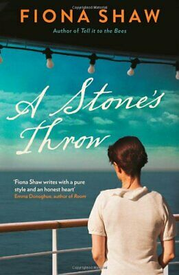 A Stone's Throw by Shaw, Fiona Book The Cheap Fast Free Post