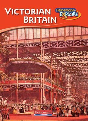 Heinemann Explore: Victorian Britain (with CD-ROM) Mixed media product Book The