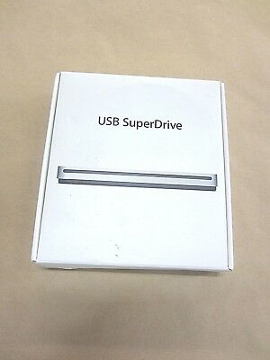 Apple A1379 Usb Superdrive Dvd/cd Burner/player Md564Be/a ~ Good Condition