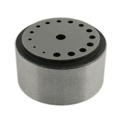 Large round Staking anvil 15 holes watch tool riveting