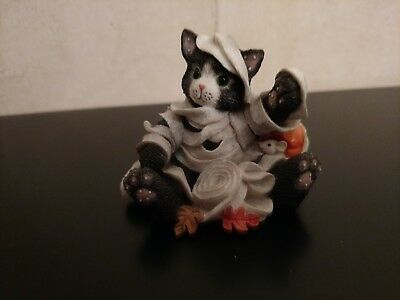 CALICO KITTENS  MUMMY MISCHIEF 1997 perfect condition but no box!!