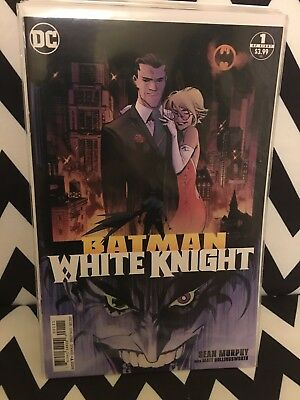 Batman White Knight 1-8 Complete Both Covers Set Except Issue 3 DC Black Label