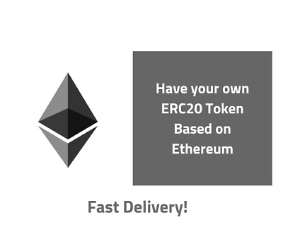 ERC20 Token (have your own Bitcoin-like cryptocurrency)
