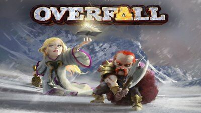 Overfall [Steam CD Key Region Free global PC Game] Same day Dispatch