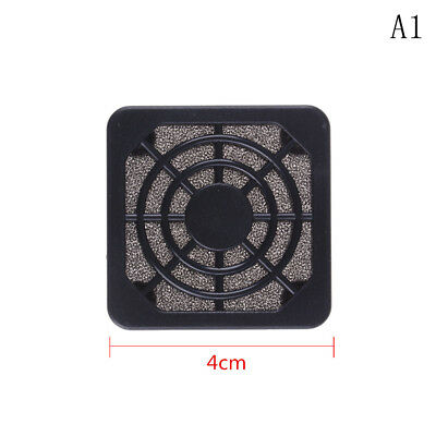 Dustproof 40mm Mesh Case Cooler Fan Dust Filter Cover Grill for PC Computer FL