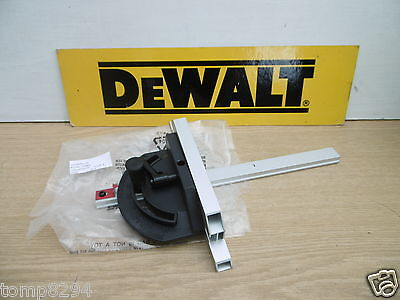 "DEWALT DW745 10"" TABLESAW MITRE FENCE TYPE 4 ONLY PART No 1004696-25"