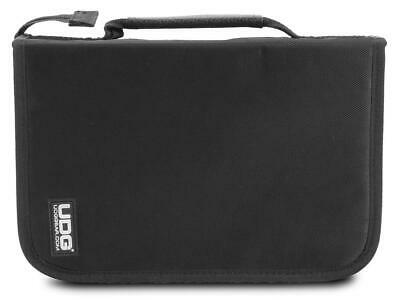 UDG Ultimate CD Wallet 100 Black Custodia per 100 CD o DVD Nera U9977BL