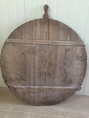 Large Vintage Wooden French Bread/ Chopping/Cutting Board