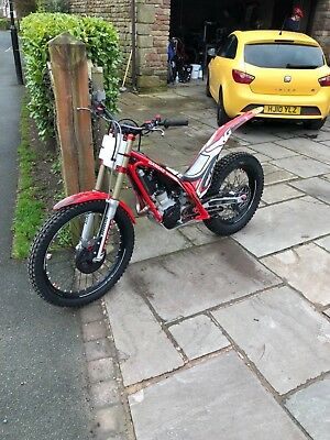 Gas gas txt 300 racing trials bike 2018 full v5