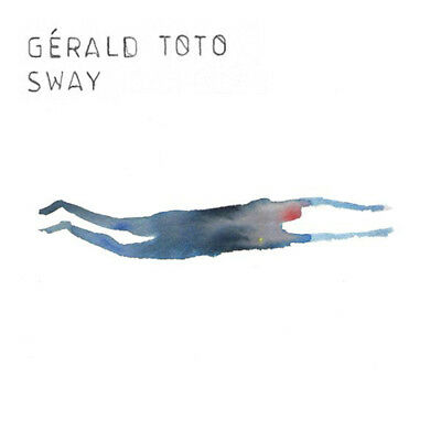 """Gerald Toto : Sway VINYL 12"""" Album (2018) ***NEW*** FREE Shipping, Save £s"""