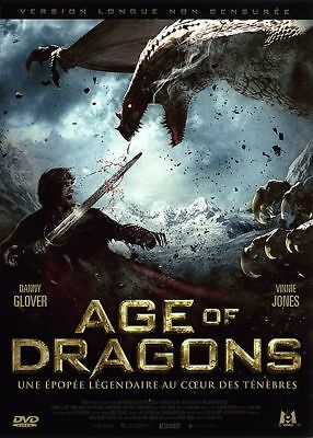 Age Of Dragons Version Longue - Dvd Neuf Sous Cello