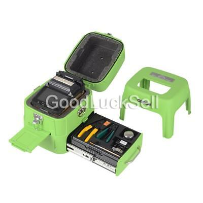 "Used Ai-8 3in1 Auto Optical Fiber Cleaver Fusion Splicer Machine 5""LCD"