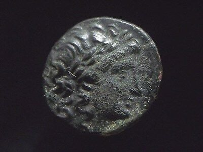 Greek coin of King Antiochos II of the Seleukid Kingdom 261-246 BC CC8863