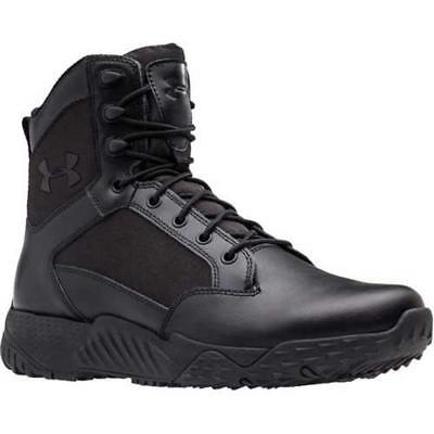 Under Armour UA Stellar Boot 1268951 Tactical Black Boot Sizes 8-14 New in Box