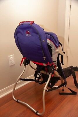 Kelty Kids Journey Baby Toddler Infant Backpack Carrier Trail HIking