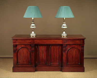 Antique 19th.c. Mahogany Sideboard c.1890.