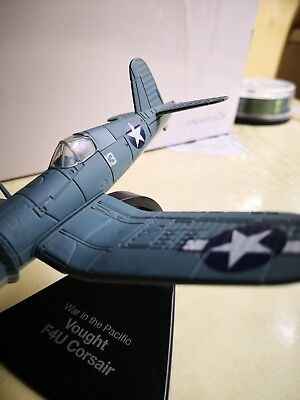 Model Vought F4U Corsair Die cast Aircraft  Aeroplane War In The Pacific
