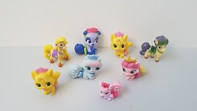 Disney Princess Palace Pets Mini Figures Cake Toppers