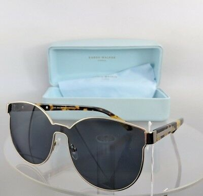cd4b508e8326 Brand New Authentic Karen Walker Sunglasses STAR SAILOR Tortoise Gold Frame